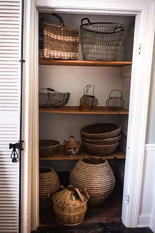 Home Decor Baskets From France