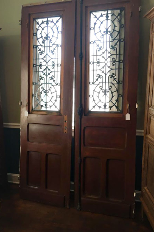 Beautiful salvaged doors from France & Architectural Salvage - Nashville and Mount Juliet Tennessee ...